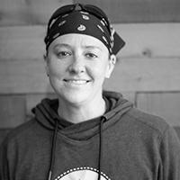 Manager Sara Schaefer